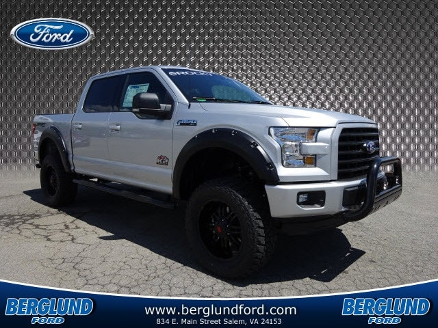 2016 F-150 Super Cab 4x4, Pickup #SF27127 - photo 1