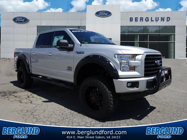 2016 F-150 SuperCrew Cab 4x4, Pickup #SF27127 - photo 1