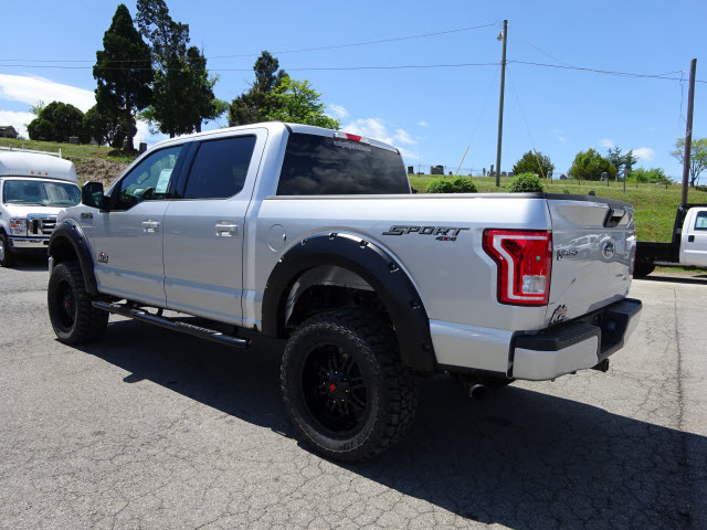 2016 F-150 SuperCrew Cab 4x4, Pickup #SF27127 - photo 5
