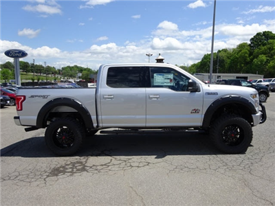 2016 F-150 Super Cab 4x4, Pickup #SF27127 - photo 3