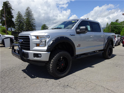 2016 F-150 SuperCrew Cab 4x4, Pickup #SF27127 - photo 7