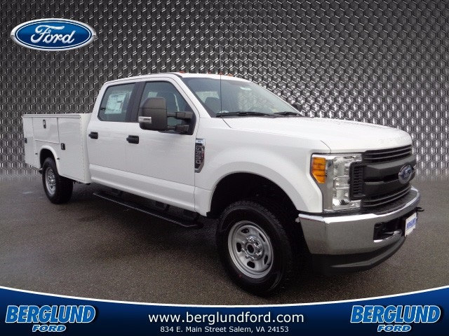 2017 F-350 Crew Cab 4x4, Knapheide Standard Service Body #SF27962 - photo 1