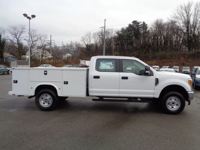 2017 F-350 Crew Cab 4x4, Knapheide Standard Service Body #SF27962 - photo 3