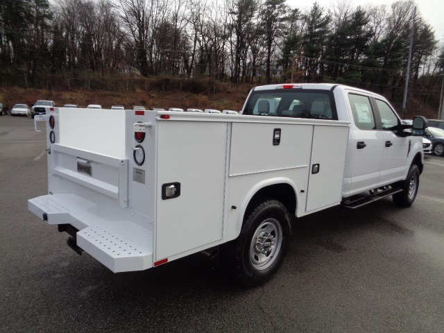 2017 F-350 Crew Cab 4x4, Knapheide Standard Service Body #SF27962 - photo 2