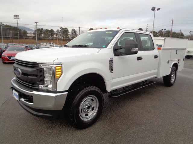 2017 F-350 Crew Cab 4x4, Knapheide Standard Service Body #SF27962 - photo 8