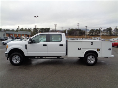 2017 F-350 Crew Cab 4x4, Knapheide Standard Service Body #SF27962 - photo 9