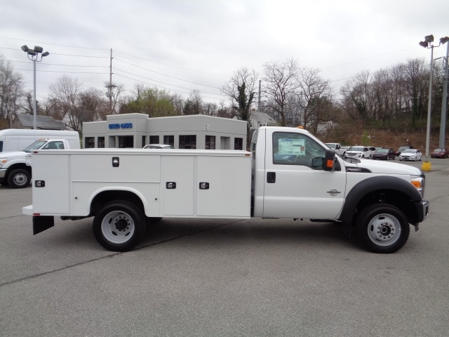2016 F-550 Regular Cab DRW 4x4, Knapheide Standard Service Body Service Body #SF28069 - photo 3