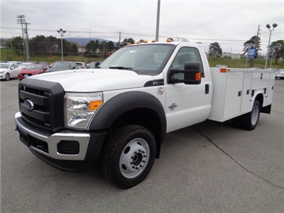 2016 F-550 Regular Cab DRW 4x4, Knapheide Standard Service Body Service Body #SF28069 - photo 7