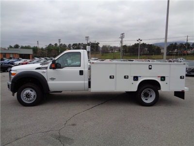 2016 F-550 Regular Cab DRW 4x4, Knapheide Standard Service Body Service Body #SF28069 - photo 8
