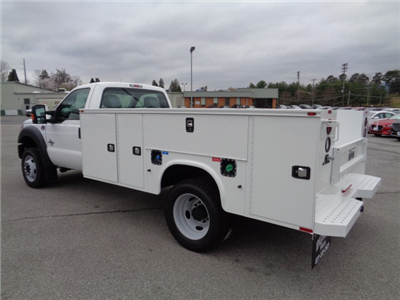 2016 F-550 Regular Cab DRW 4x4, Knapheide Standard Service Body Service Body #SF28069 - photo 9