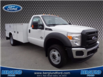 2016 F-550 Regular Cab DRW 4x4, Knapheide Standard Service Body Service Body #SF28069 - photo 1