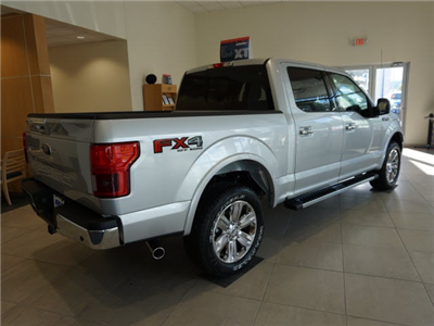 2018 F-150 Crew Cab 4x4 Pickup #SF28542 - photo 4