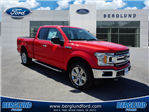2018 F-150 Super Cab 4x4,  Pickup #SF28621 - photo 1