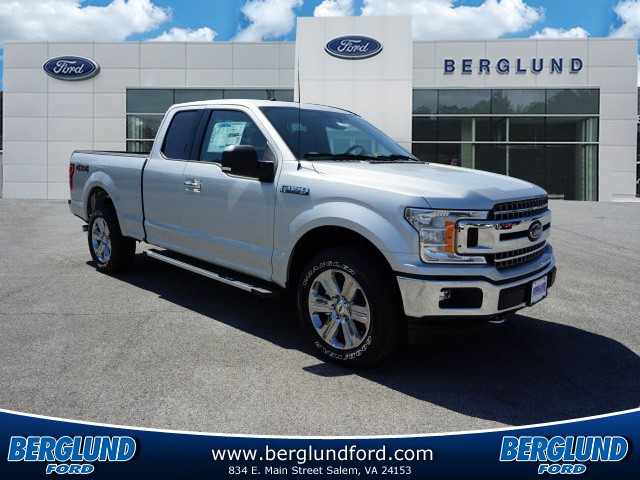 2018 F-150 Super Cab 4x4,  Pickup #SF28659 - photo 1