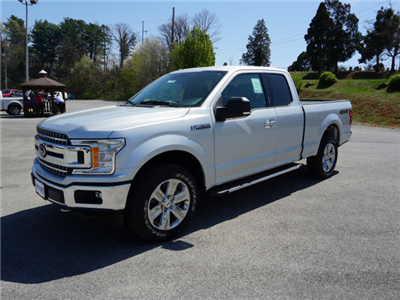 2018 F-150 Super Cab 4x4,  Pickup #SF28659 - photo 7