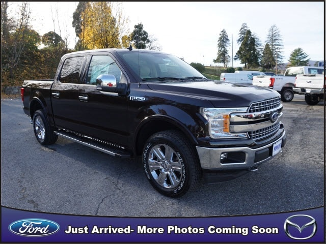 2018 F-150 Crew Cab 4x4 Pickup #SF28711 - photo 1