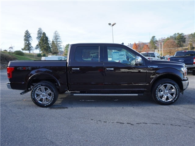 2018 F-150 Crew Cab 4x4 Pickup #SF28711 - photo 4