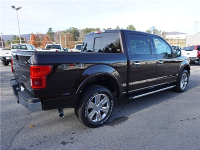 2018 F-150 Crew Cab 4x4 Pickup #SF28711 - photo 2