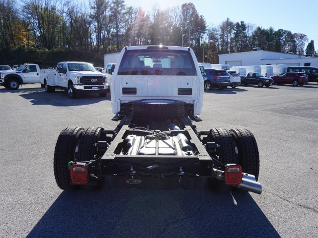 2017 F-550 Crew Cab DRW 4x4 Cab Chassis #SF28717 - photo 12
