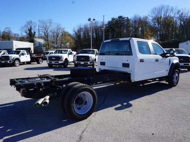2017 F-550 Crew Cab DRW 4x4 Cab Chassis #SF28717 - photo 2