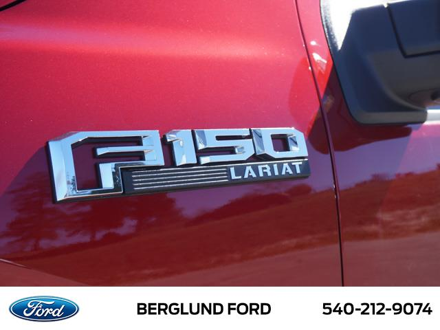 2018 F-150 SuperCrew Cab 4x4,  Pickup #SF28734 - photo 11