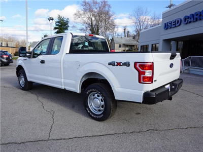 2018 F-150 Super Cab 4x4, Pickup #SF28744 - photo 5