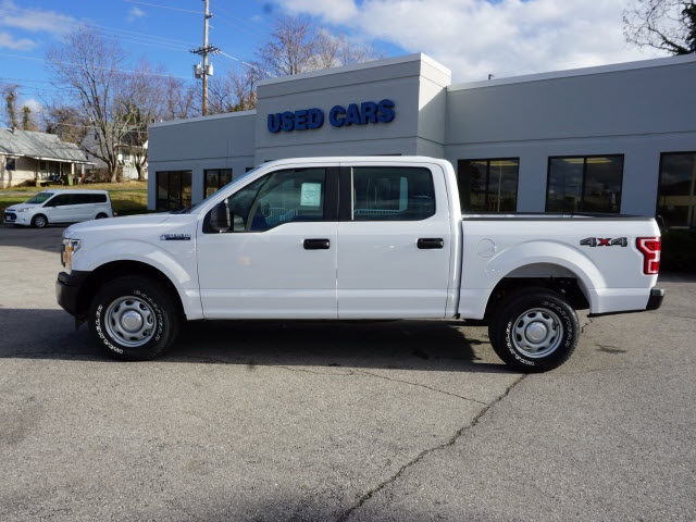 2018 F-150 Crew Cab 4x4 Pickup #SF28773 - photo 6