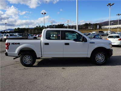 2018 F-150 Crew Cab 4x4 Pickup #SF28773 - photo 4