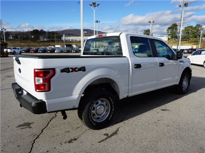 2018 F-150 Crew Cab 4x4 Pickup #SF28773 - photo 2