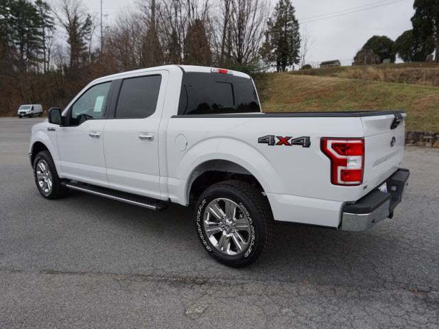 2018 F-150 SuperCrew Cab 4x4,  Pickup #SF28780 - photo 5