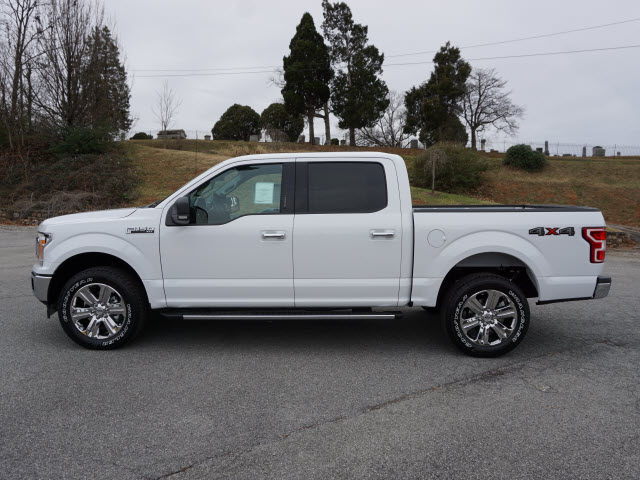 2018 F-150 SuperCrew Cab 4x4,  Pickup #SF28780 - photo 6