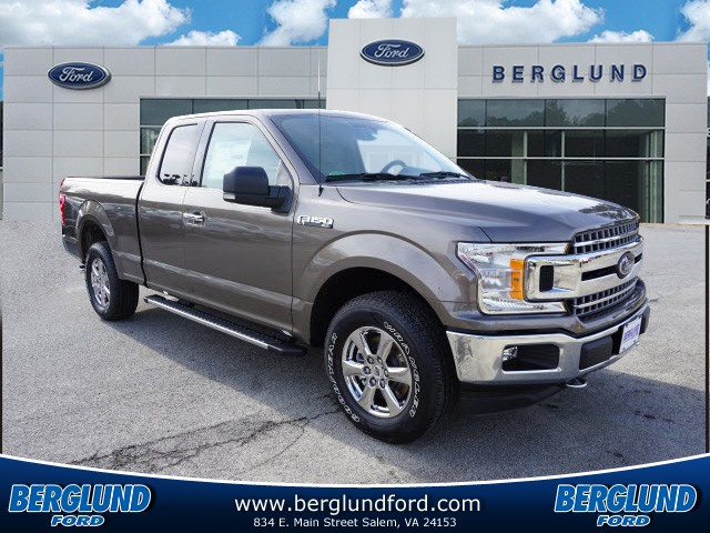 2018 F-150 Super Cab 4x4,  Pickup #SF28829 - photo 1