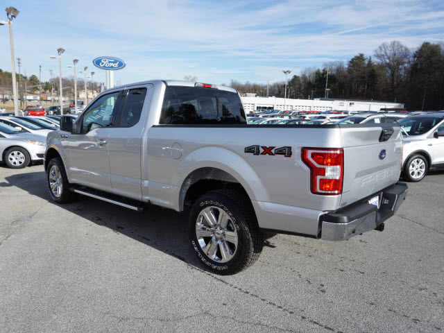 2018 F-150 Super Cab 4x4,  Pickup #SF28844 - photo 5