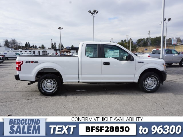 2018 F-150 Super Cab 4x4, Pickup #SF28850 - photo 4