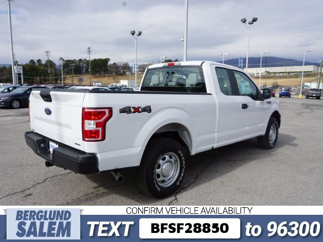 2018 F-150 Super Cab 4x4,  Pickup #SF28850 - photo 2