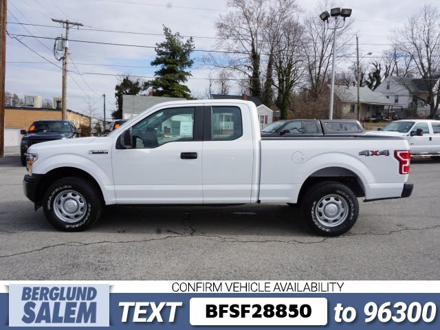 2018 F-150 Super Cab 4x4,  Pickup #SF28850 - photo 7