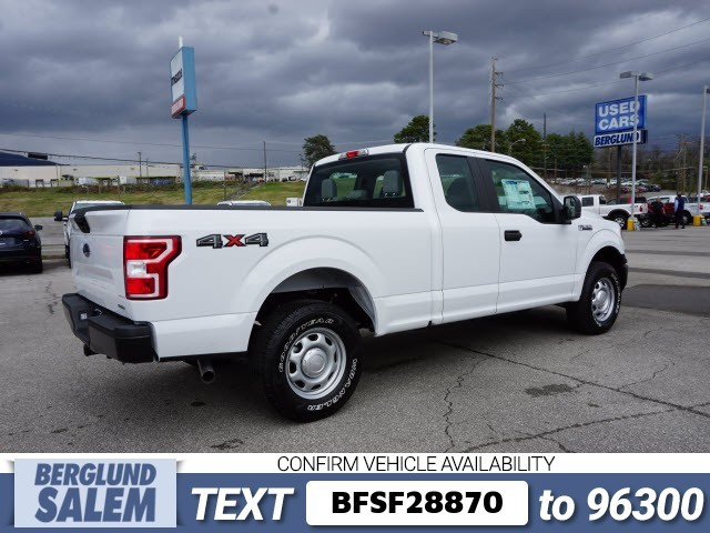 2018 F-150 Super Cab 4x4,  Pickup #SF28870 - photo 2