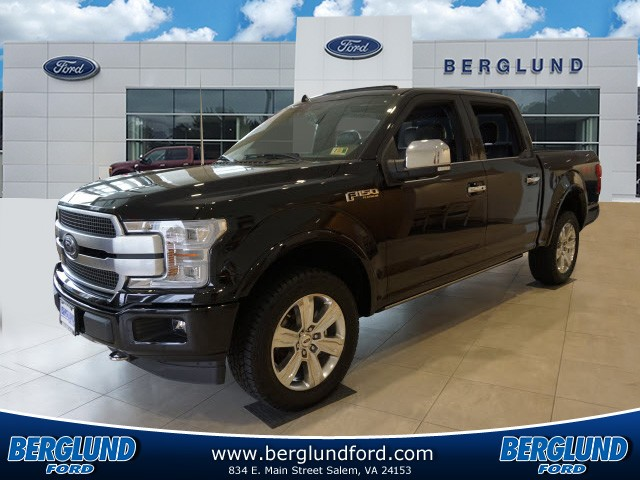 2018 F-150 SuperCrew Cab 4x4,  Pickup #SF28911 - photo 1