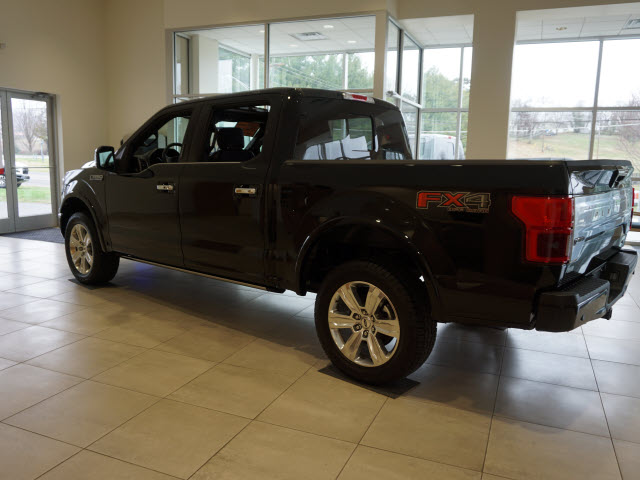 2018 F-150 SuperCrew Cab 4x4,  Pickup #SF28911 - photo 2