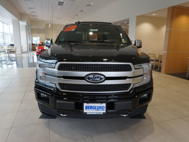 2018 F-150 SuperCrew Cab 4x4,  Pickup #SF28911 - photo 5