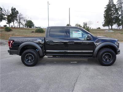 2018 F-150 SuperCrew Cab 4x4,  Pickup #SF28931 - photo 4