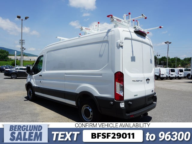 2018 Transit 250 Med Roof,  Upfitted Cargo Van #SF29011 - photo 7