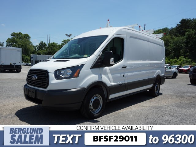 2018 Transit 250 Med Roof,  Upfitted Cargo Van #SF29011 - photo 9