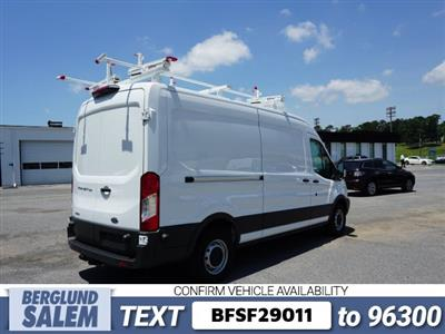 2018 Transit 250 Med Roof 4x2,  Weather Guard PHVAC Upfitted Cargo Van #SF29011 - photo 3