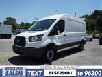 2018 Transit 250 Med Roof 4x2,  Weather Guard PHVAC Upfitted Cargo Van #SF29011 - photo 8