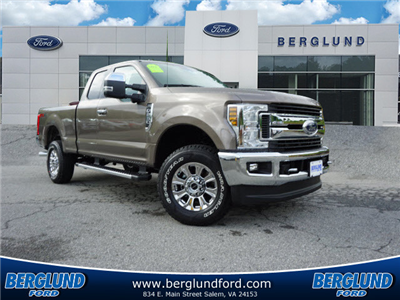 2018 F-250 Super Cab 4x4,  Pickup #SF29078 - photo 1