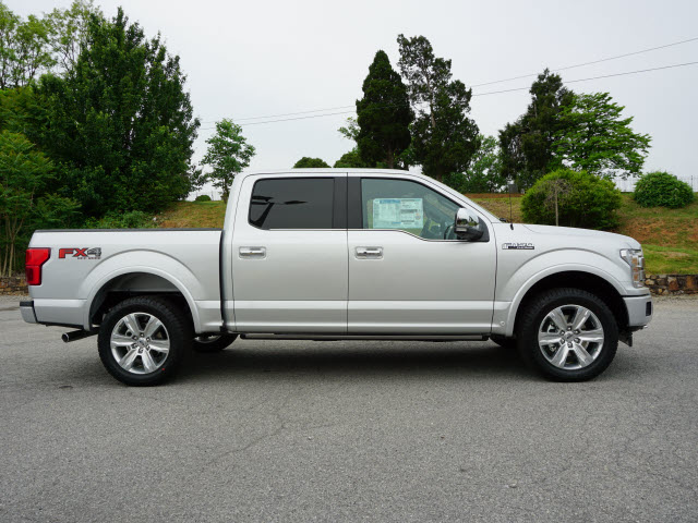 2018 F-150 SuperCrew Cab 4x4, Pickup #SF29091 - photo 5