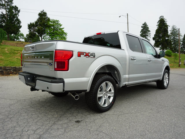 2018 F-150 SuperCrew Cab 4x4, Pickup #SF29091 - photo 2