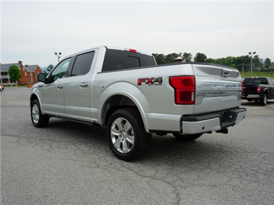 2018 F-150 SuperCrew Cab 4x4, Pickup #SF29091 - photo 6