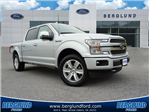 2018 F-150 SuperCrew Cab 4x4, Pickup #SF29091 - photo 1